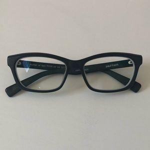 🐈 Paul Frank Eyeglasses Matte Black